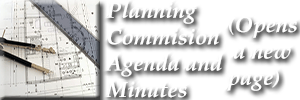 Planning Commission Meeting Agenda &  Minutes