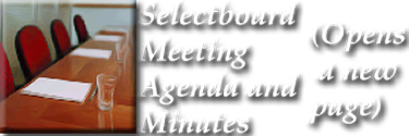 Select Board Agenda and Minutes